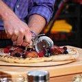 Bobby Flay's Dessert Pizza (Bobby Flay) recipe