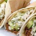 Carne Asada Tacos with Green Salsa (Brian Boitano) recipe