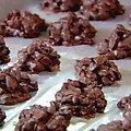 Cherry Almond Chocolate Clusters (Ellie Krieger) recipe