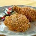 Chicken Baked in Cornflake Crumbs (Trisha Yearwood) recipe