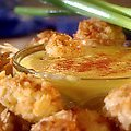 Chicken Nuggets with Honey Mustard Dipping Sauce (Paula Deen) recipe