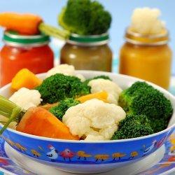 Steamed Vegetable Medley recipe