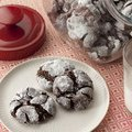 Chocolate Gooey Butter Cookies (Paula Deen) recipe