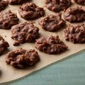 Chocolate Peanut-Butter No Bake Cookies recipe