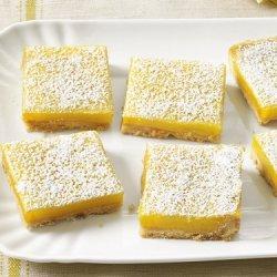 Classic Lemon Bars (Food Network Kitchens) recipe