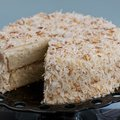 Coconut Cream Cake (Anne Thornton) recipe