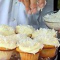 Coconut Cupcakes (Ina Garten) recipe