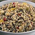 Cranberry Wild Rice Dressing (Sandra Lee) recipe