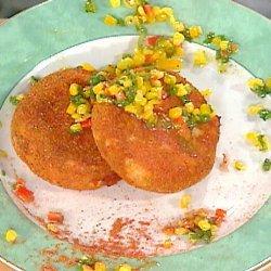 Fresh Tomato and Potato Tart (Emeril Lagasse) recipe