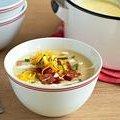 Fully Loaded Baked Potato Soup (Guy Fieri) recipe