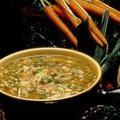 Garden Vegetable Soup (Alton Brown) recipe
