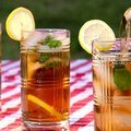 Gina's Sweet Mint Tea (Patrick and Gina Neely) recipe
