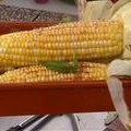 Grilled Corn with Garlic Butter recipe