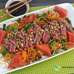 Spicy Thai Beef Salad recipe
