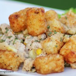 Tater Tot Hotdish recipe