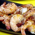 Grilled Shrimp Cocktail with Horseradish Cream Dipping Sauce (Rachael Ray) recipe