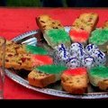 Holiday Biscotti (Giada De Laurentiis) recipe