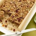Homemade Granola Bars (Ina Garten) recipe