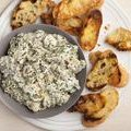 Hot Spinach and Artichoke Dip (Alton Brown) recipe