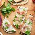 Italian Flatbread (Piadina) with Fontina and Prosciutto (Giada De Laurentiis) recipe