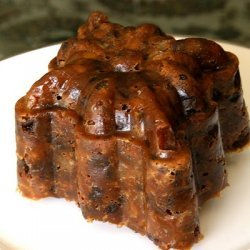 Nana's Traditional Christmas Steamed Plum Pudding with Hard Sauce recipe
