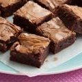 Peanut Butter Caramel Swirled Brownies (Bobby Flay) recipe