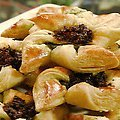 Puff Pastry Pinwheels Filled with Sun-Dried Tomatoes and Pesto (Michael Chiarello) recipe