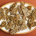 Pumpkin Seed Brittle (Alton Brown) recipe