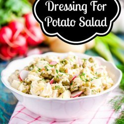 Cooked Salad Dressing recipe