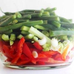 Marinated Bean Salad recipe