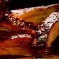 Ribs with Peanut Barbeque Sauce (Janet Johnston) recipe