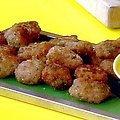 Sage Sausage Bites with Balsamic Apricot Dip (Rachael Ray) recipe