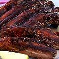 Seattle BBQ Beef Ribs (Sandra Lee) recipe