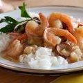Shrimp Gumbo (Alton Brown) recipe