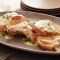 Smothered Pork Chops (Tyler Florence) recipe