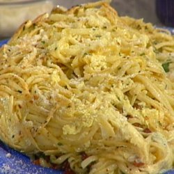 Spaghetti Carbonara (Food Network Kitchens) recipe