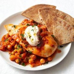 Stewed Chicken and Chickpeas (Food Network Kitchens) recipe