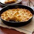 Sweet Corn Bread Pudding (Alton Brown) recipe