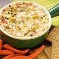 Three Cheese Hot Artichoke Dip (Paula Deen) recipe