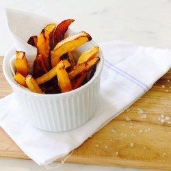 Butternut Squash Fries recipe