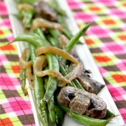 French Style Green Beans recipe