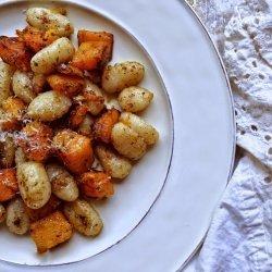Butternut Squash Gnocchi recipe