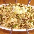 Wild Mushroom and Asparagus Risotto (Alton Brown) recipe