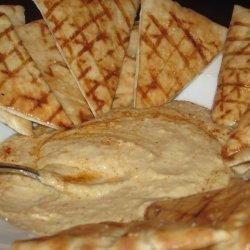 Leahs Homemade Authentic Hummus recipe