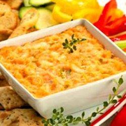 Copycat Olive Garden Seafood Dip recipe