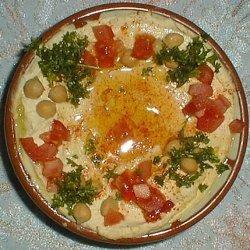 Hummus Chick Pea Dip recipe