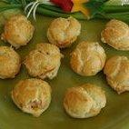 Southwest Egg Puffs recipe