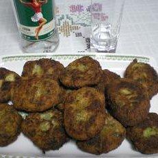 Fried Zucchini Balla - Kolokythokeftedes recipe