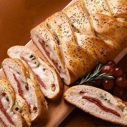 Stuffed Bread Italian Appetizer recipe