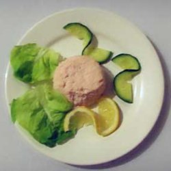Smoked Salmon Mousse From Scotlands Enchanted King... recipe